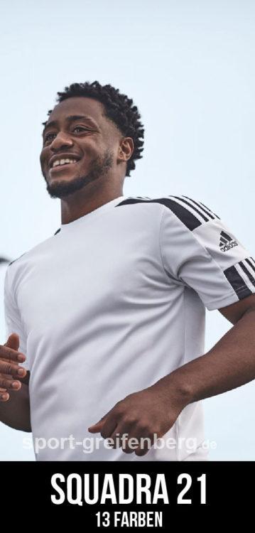 Das adidas Squadra 21 Jersey als eines der adidas Trikots 2021/2022
