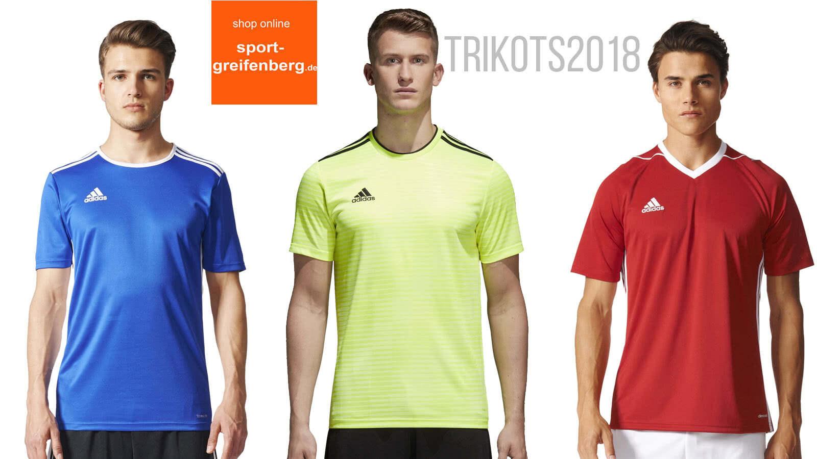 Adidas Trikots 2018 2019 Alle Trikots Fussball Katalog