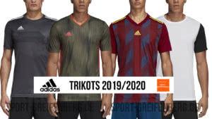 Die adidas Trikots 2019/2020 mit Tiro 19, Campeon 19 und Striped 19