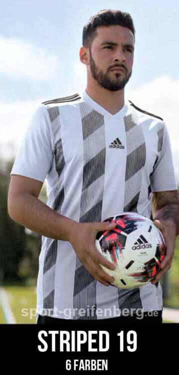 Das adidas Striped 19 Trikot für 2020/2021