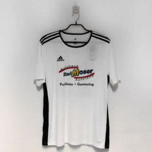 adidas trikots mit feinem arbigem sublimationsaufdruck des Sponsoren