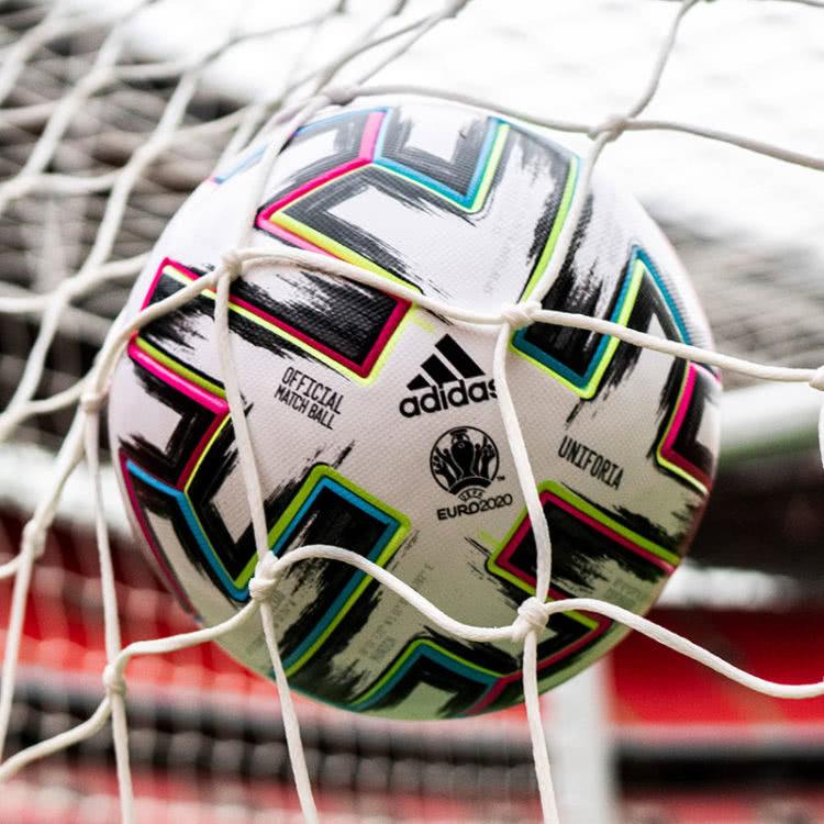 Der adidas Uniforia als offizieller Match Ball für Euro
