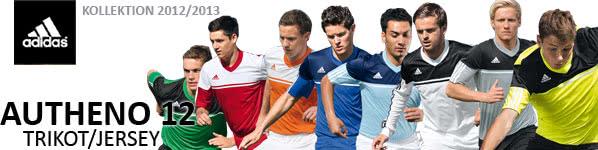 Adidas Autheno 12 Jersey das Fußball Trikot Sportartikel