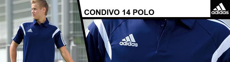 Adidas Condivo 14 Polo