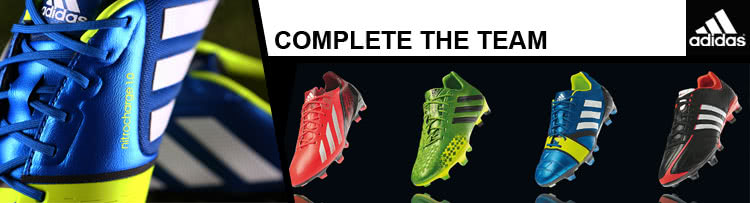 complete the team die neuen adidas fussballschuhe. Black Bedroom Furniture Sets. Home Design Ideas