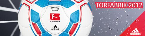 633afac98da14 Adidas Torfabrik 2012 DFL Spielball ab Juni 2011 - Sportartikel und ...