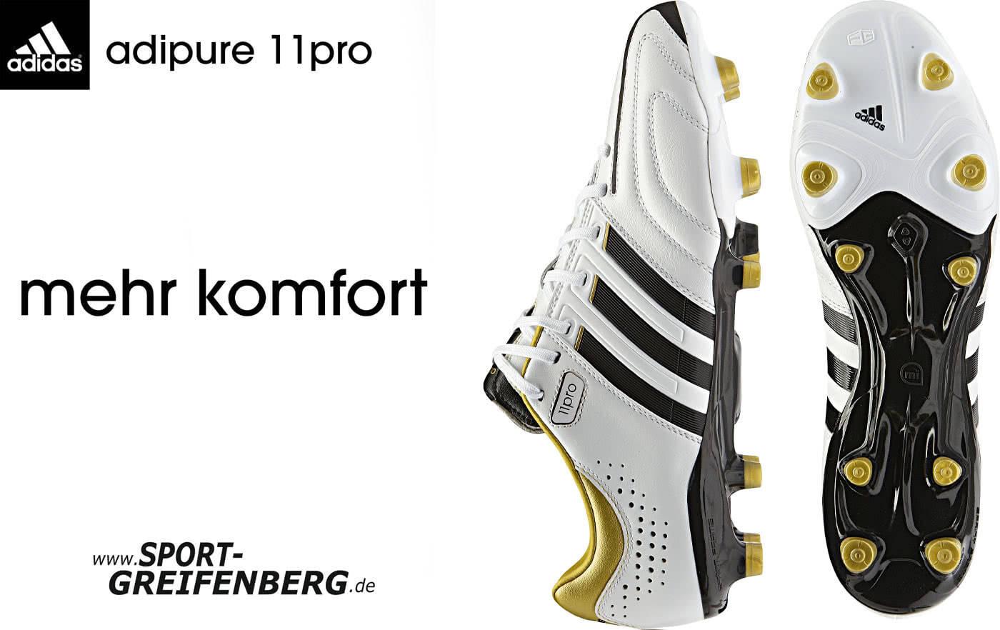 adidas 11 pure fußballschuhe