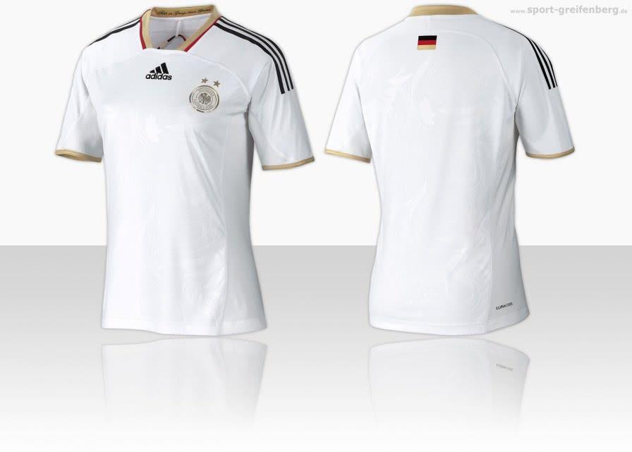 Adidas Dfb Frauen Home Jersey Wm 2011 Sportartikel Und