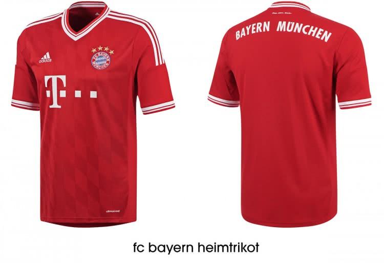 FC Bayern Trikot günstig kaufen