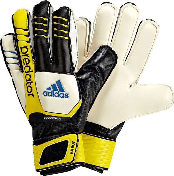adidas kinder torwarthandschuhe predator fingersave 2013. Black Bedroom Furniture Sets. Home Design Ideas