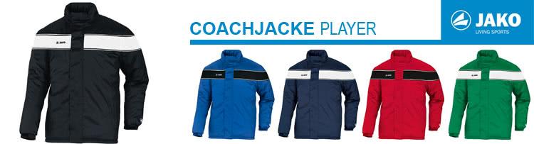 auf Füßen Bilder von besserer Preis professionelles Design Jako Player Coachjacke und Winterjacke - Sportartikel und ...