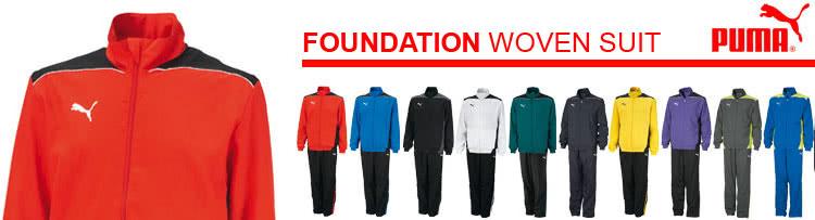 PUMA Foundation Woven Suit Präsentations Anzug