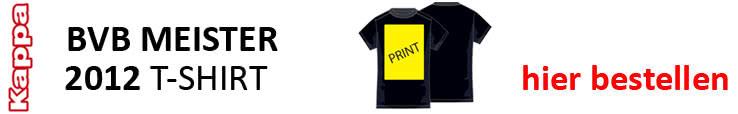 bvb meister 2012 t shirt und schal als fanartikel sportartikel und fussballschuhe news. Black Bedroom Furniture Sets. Home Design Ideas