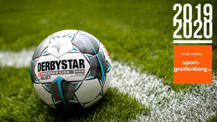 Das ist der Derbystar Bundesliga Ball 2019/2020