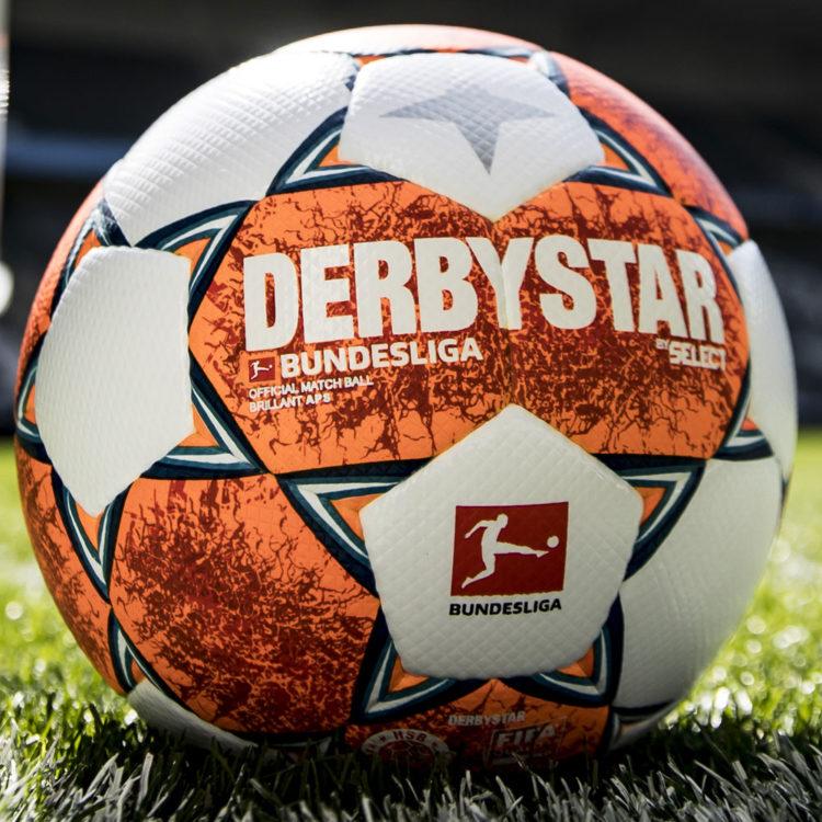 Jetzt derbystar bundesliga brillant aps 2021-22 als Fußball Spielball bestellen