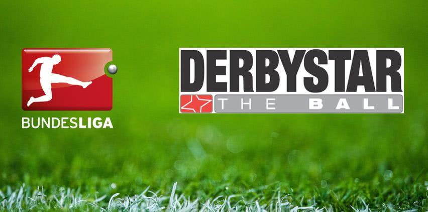 Derbystar Bundesliga Spielball OMB mit DFL Logo