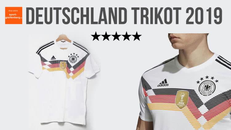 Das Deutschland Trikot 2019/2020