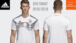 Das DFB Trikot 2018/2019 als Deutschland Trikot der WM 2018