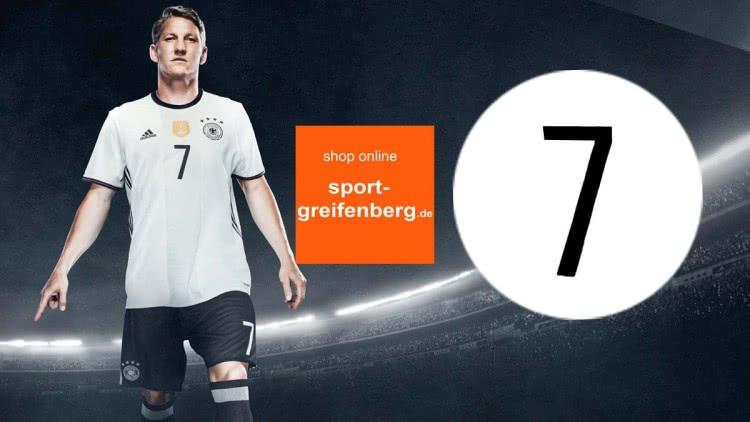 Die DFB Nummern und Namen der Euro 2016 für das Deutschland Trikot
