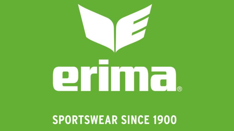 Erima Sportbekleidung für 2021 bis 2024
