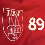 Vereinslogo und Nummer auf der Sporttasche