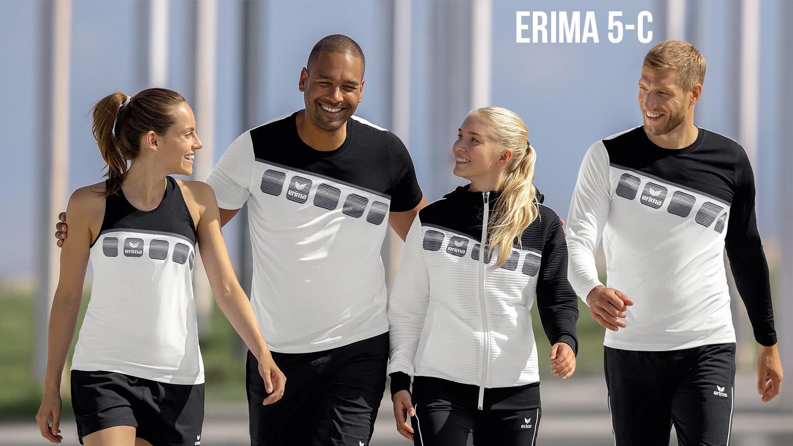 Erima Teamline 5 C Cubes Sportartikel und Sportbekleidung