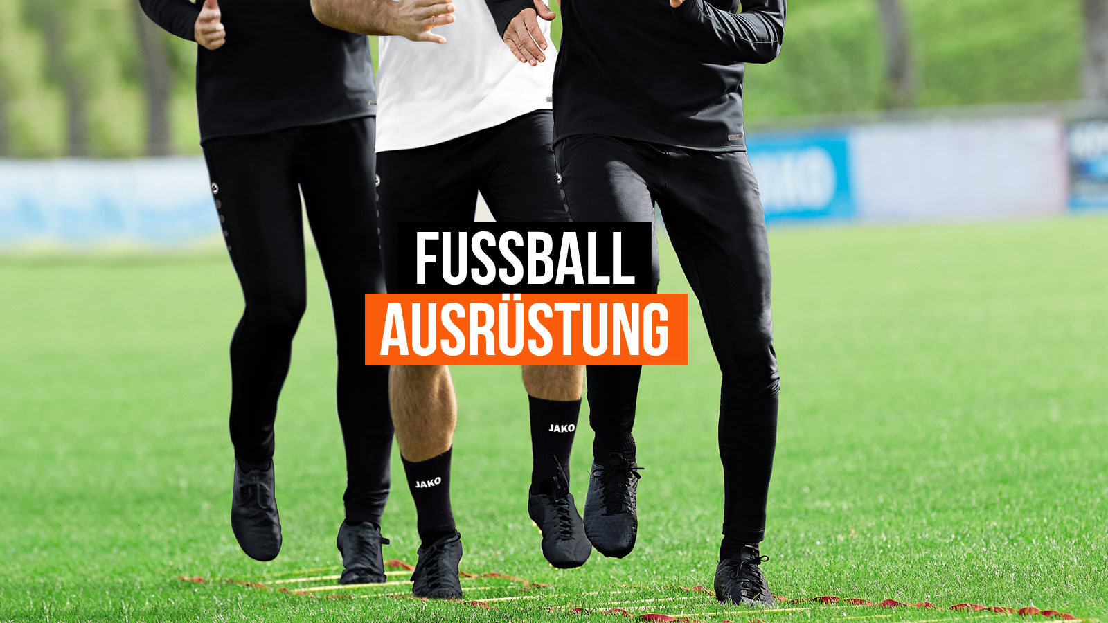 Die Fußball Ausrüstung Liste für jede Mannschaft