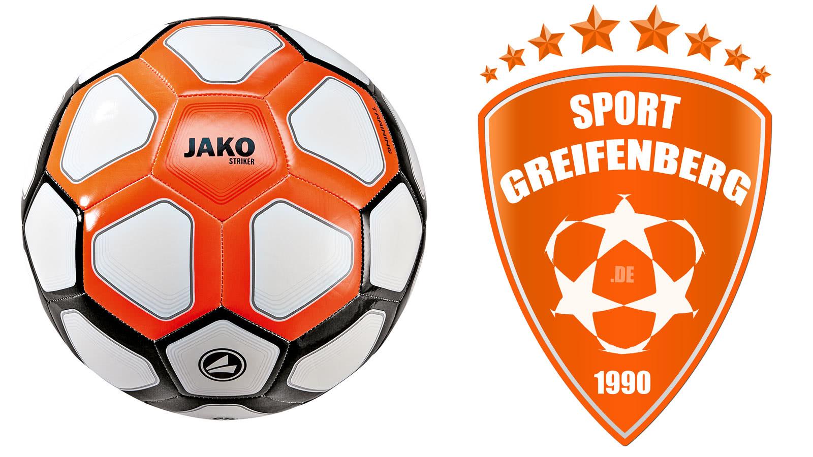 Jetzt einen Fußball mit eigenen Logo bedrucken