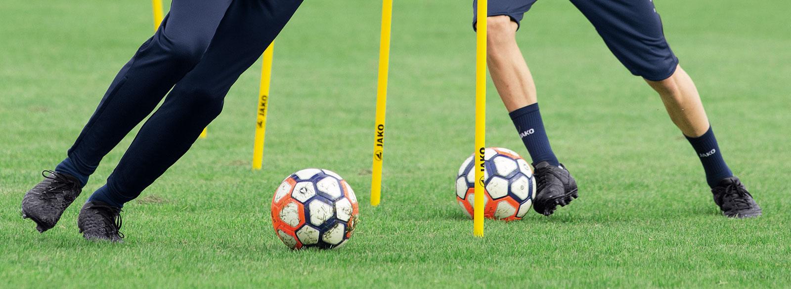 Balltester werden um als Verein kostenlos Fußbälle zu testen