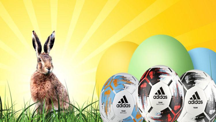 Jetzt kommt Ostern für Fußballer