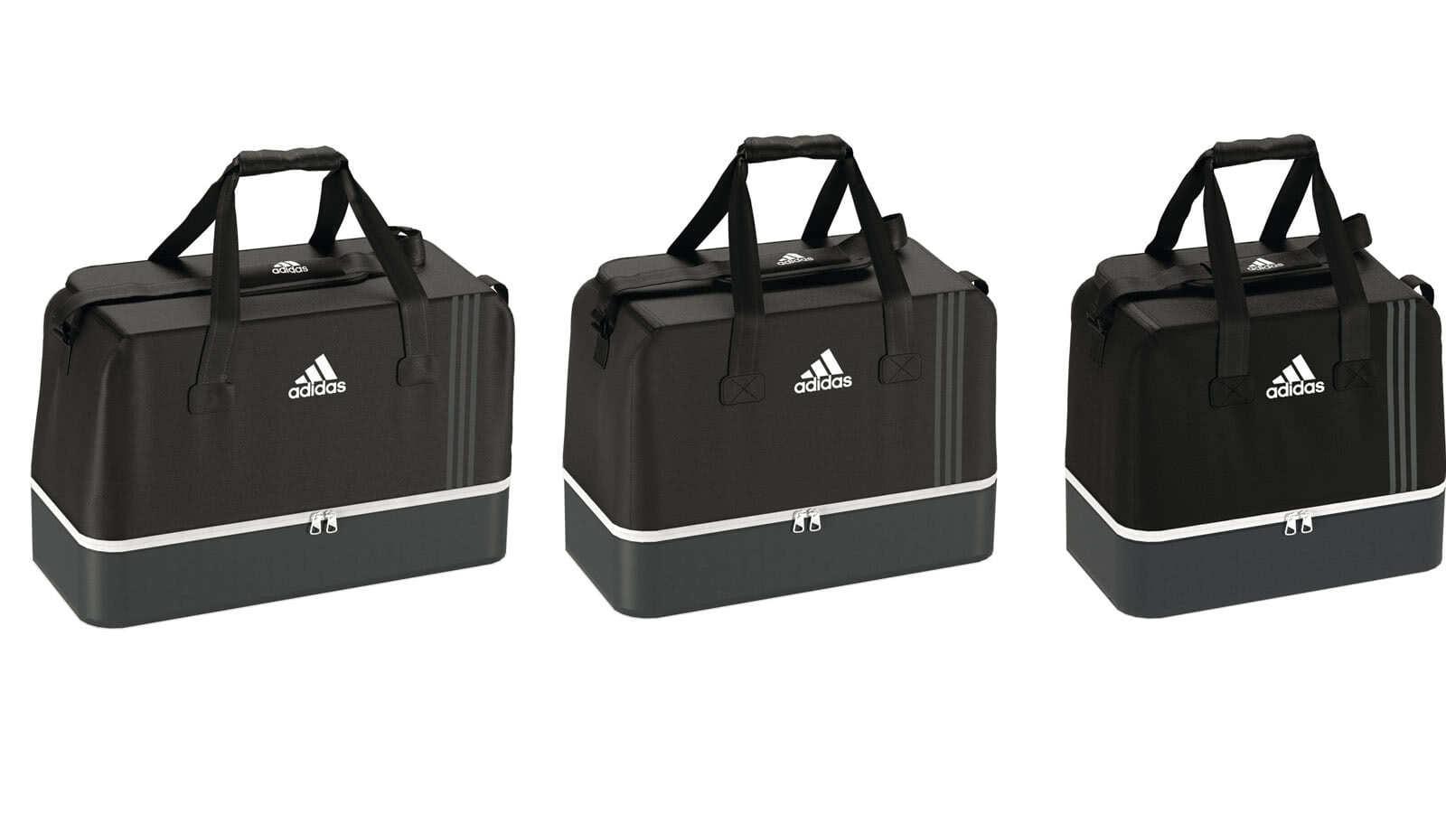 fda89046bd79a Die Größen der Adidas Sporttaschen (Adidas Tiro 17 Teambag) aus dem Katalog
