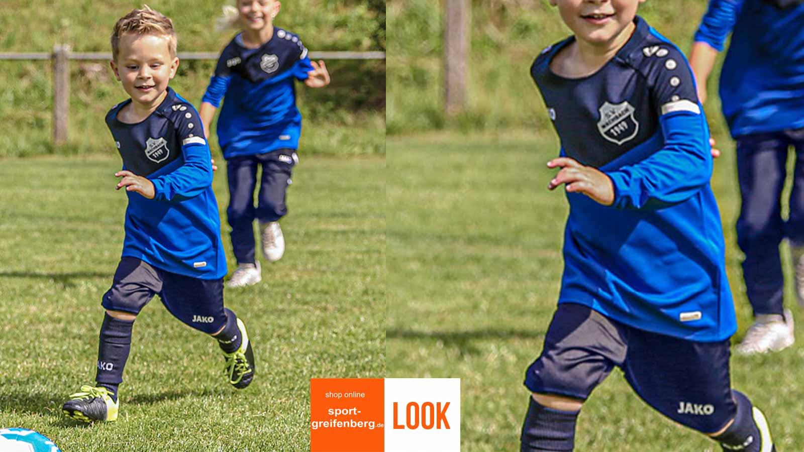 Jako Kinder Training Set blau
