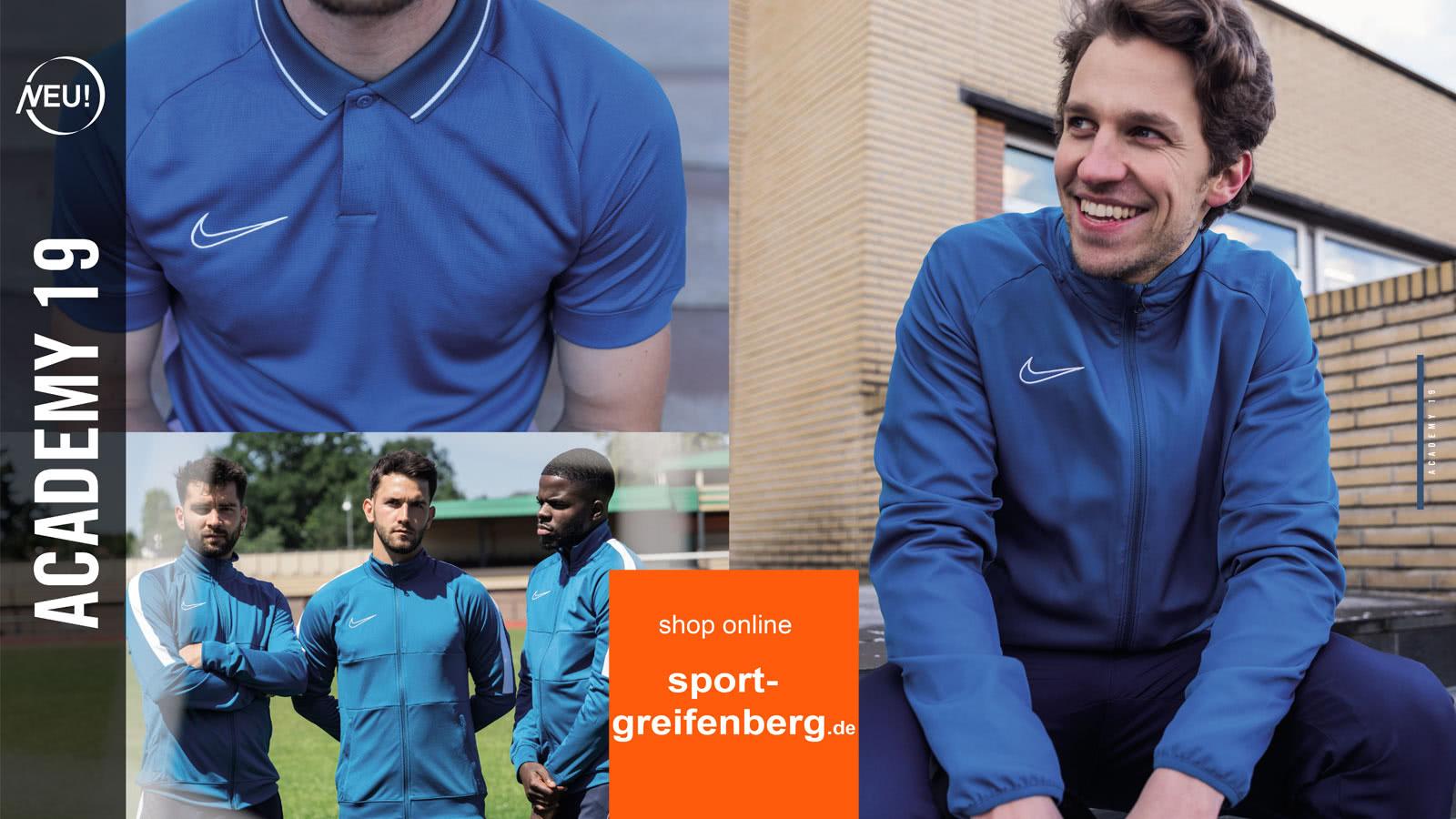 Die Nike Academy 19 Sportbekleidung im Katalog
