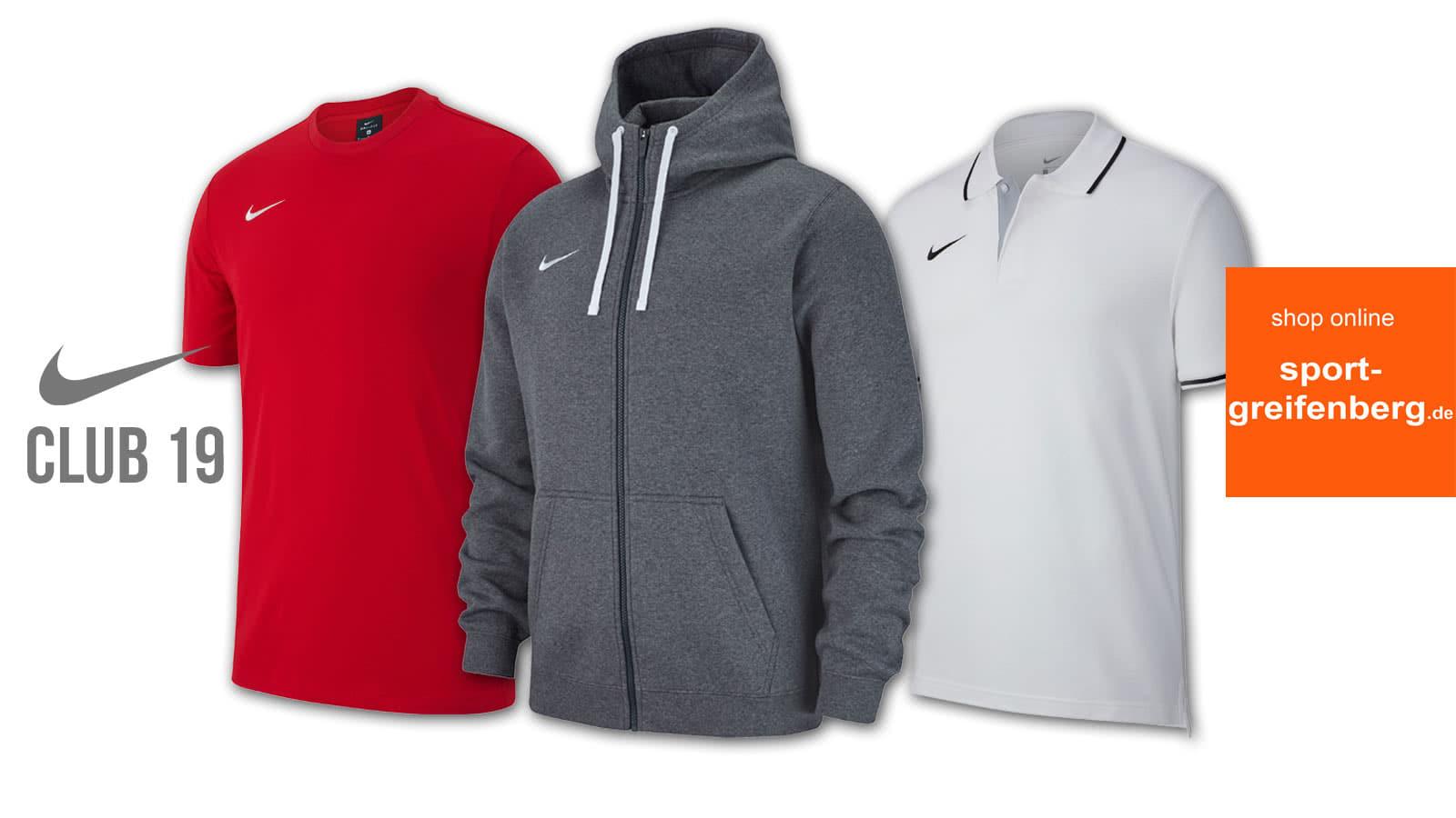 Die Nike Club 19 Kollektion für den Sport Lifestyle