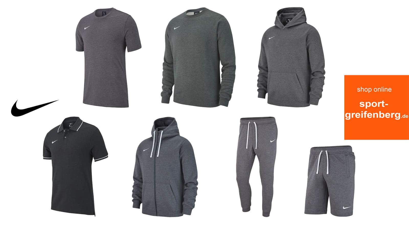 Die Nike Club 19 Artikelauswahl