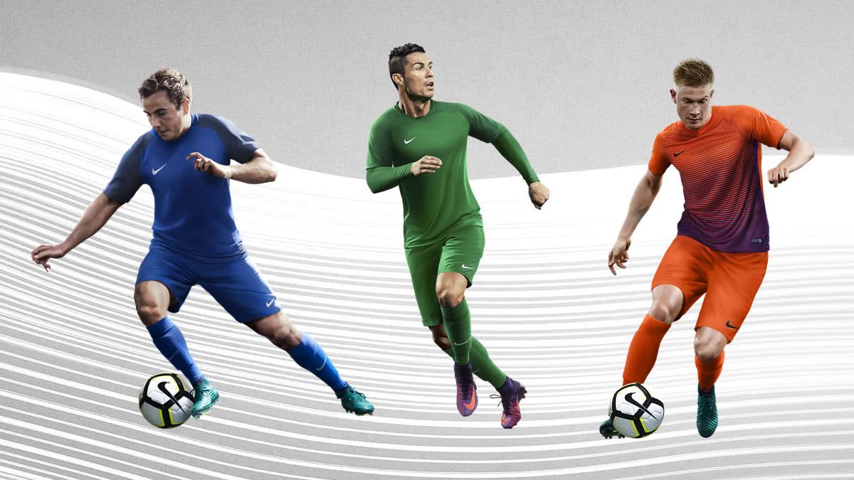 Die exklusiven Nike Trikots