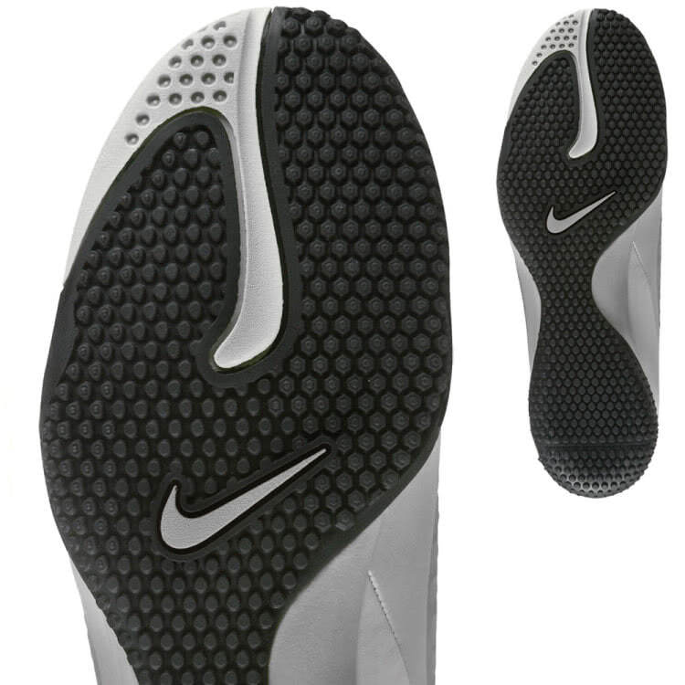 Die Nike Fußballschuhe mit IC Sohle für die Halle