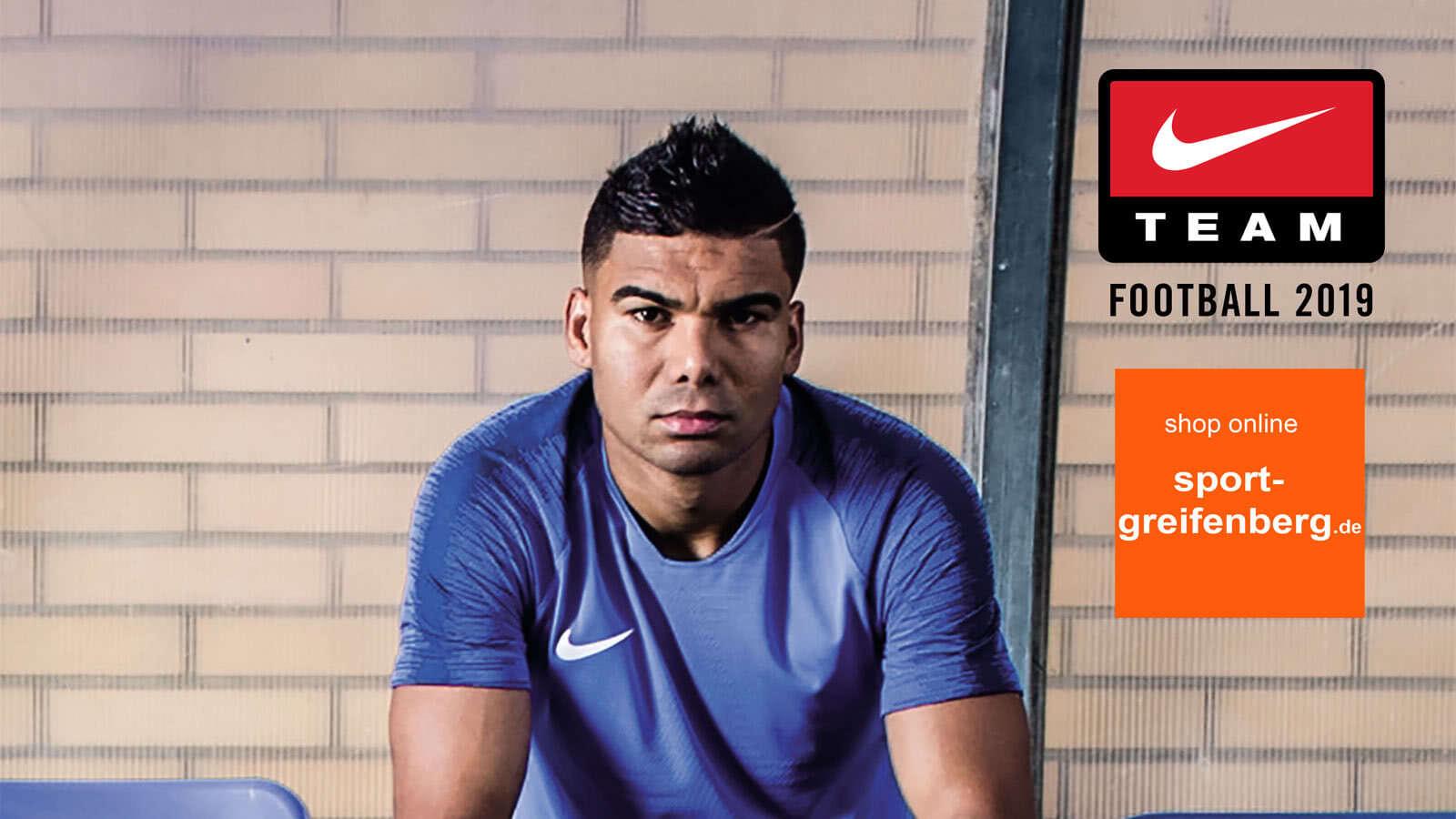 Der Nike Katalog 2019/2020 für Fußball und Teamsport