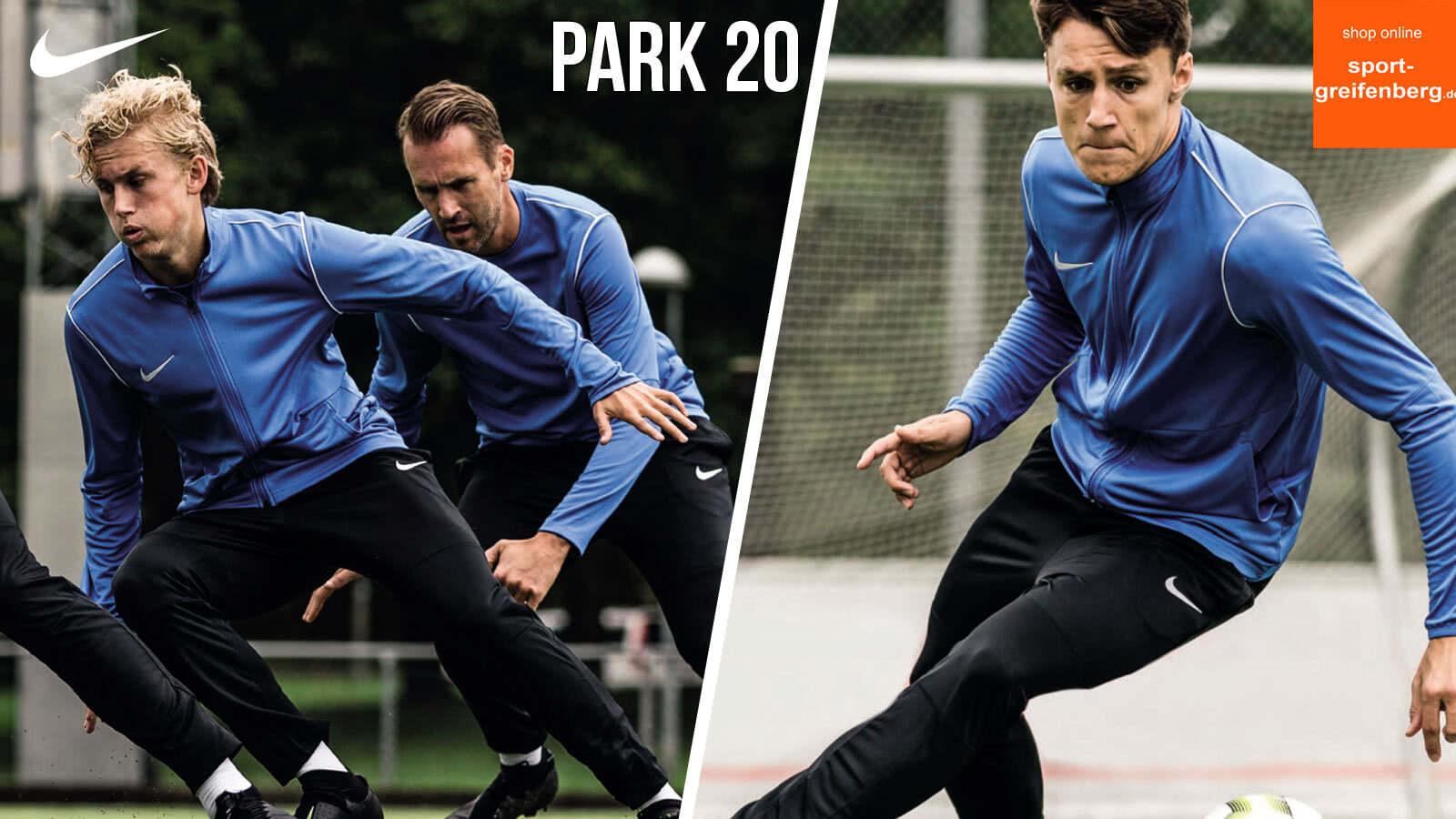die Nike Park 20 Sportbekleidung für 2020 bis 2023