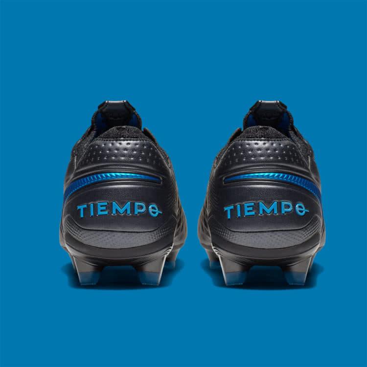 Die Nike Tiempo Logo Style