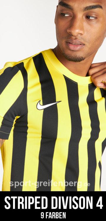 das Nike Striped Division 4 Jersey als eines der Nike Trikots 2021/2022