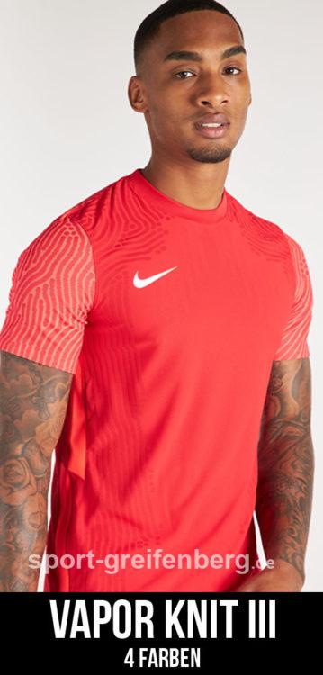 Das Nike Vapor Knit III Trikot als eines der Nike Trikots 2021/2022