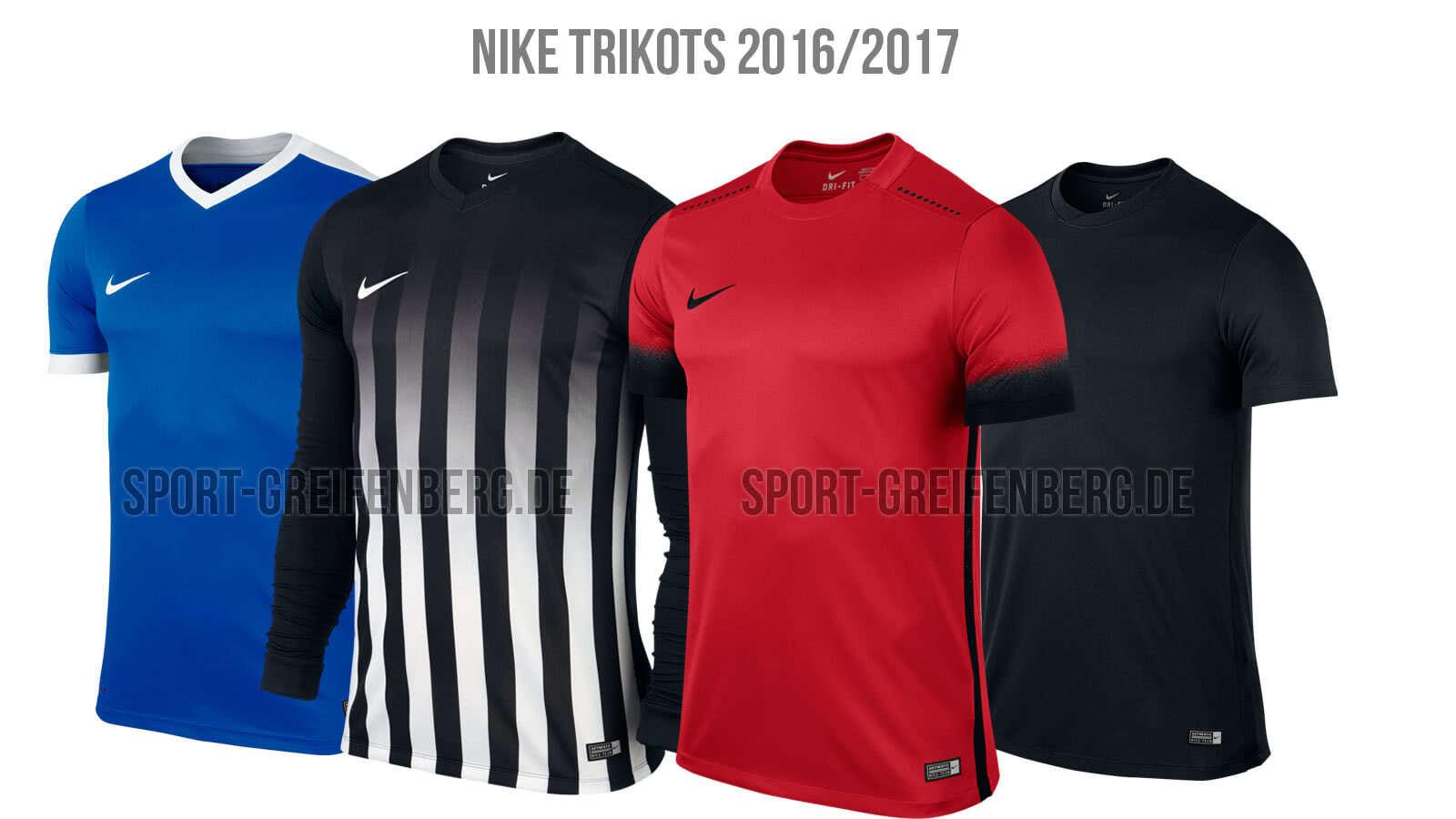 sale usa online sale super popular Nike Trikots 2016/2017 Katalog - Sportartikel und ...