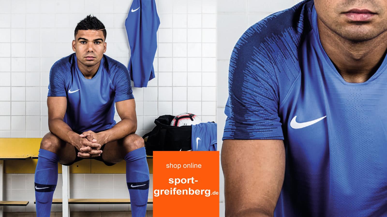Das Nike Vaporknit II Jersey Trikot im Fußball Katalog