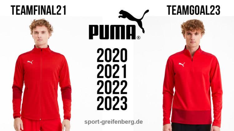 Die Puma 2020 Sportbekleidung aus dem Katalog