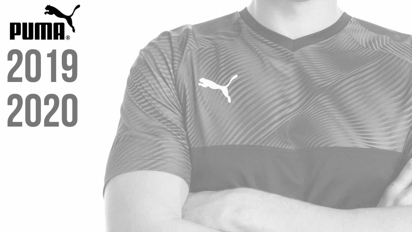 Das Puma Bundesliga Trikot 2019/2020 mit dem Cup Jersey