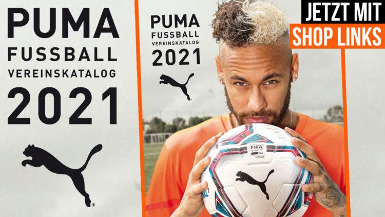Der Puma Katalog 2021/2022 als PDF download und mit Shop Links