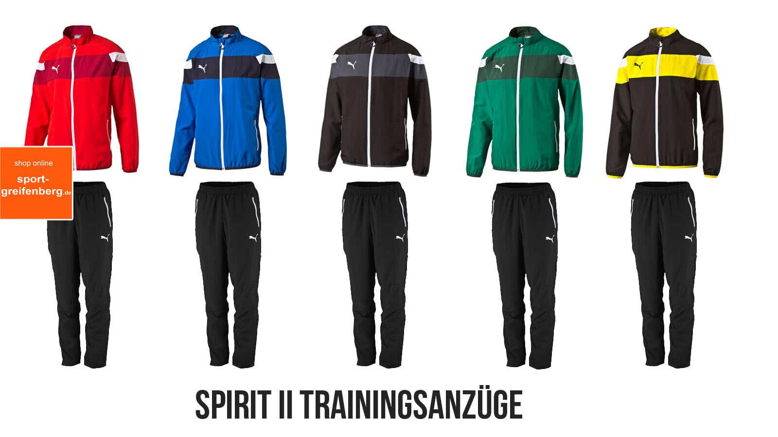 puma trainingsanzug 2017