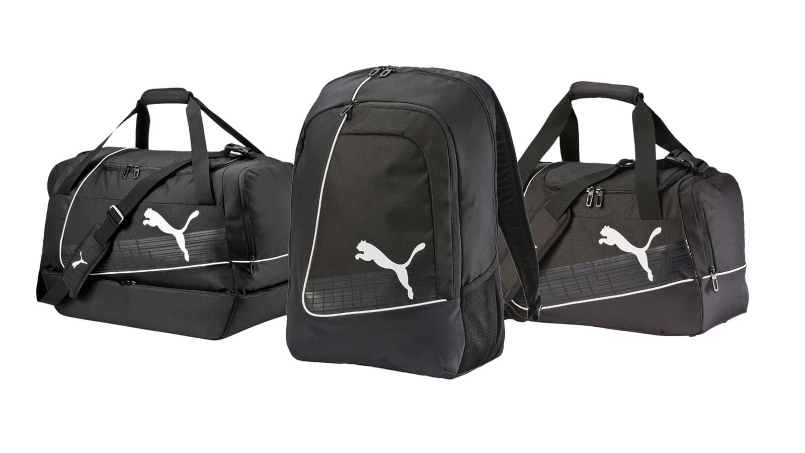 Sporttaschen von Jako, adidas, Erima, Nike und Puma