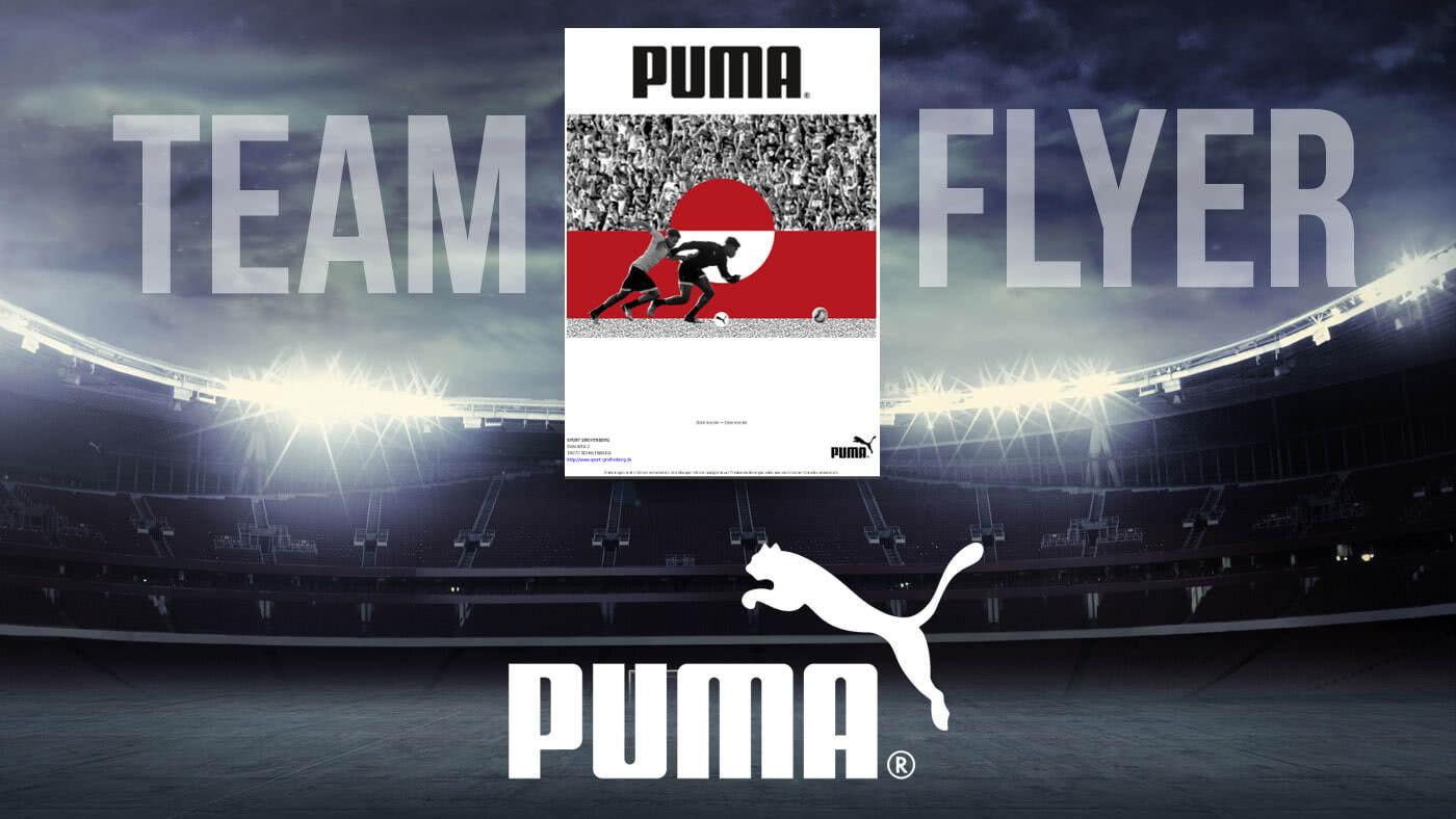 Puma Team Flyer Angebote - Katalog für Vereine